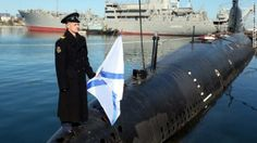 CNN Breaking News ‏@Sejal Patak Ukrainian Defense Ministry says its lone submarine has been taken by Russians.