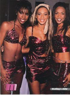 Destiny's Child 💖 Beyonce, Fresh Prince, Linda Evangelista, Black Girl Magic, Black Girls, Beautiful Black Women, Beautiful People, Urban Outfitters, Hip Hop
