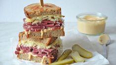 Reuben sendvič Foto: