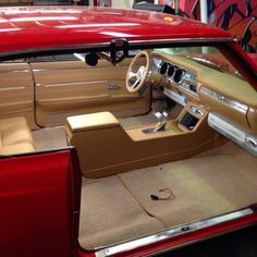 65 chevelle ready to go get stereo interior custom