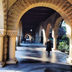 Stanford is pretty.