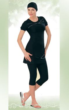 74509a0574109 Modest Swimwear for Women Styles to Choose From Мода Великобритании, Модный  Дизайн, Женская Мода