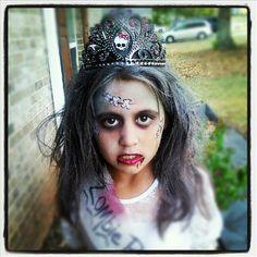 Sweet Cheeks Zombie Prom Queen