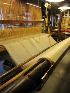 Damastweverij - Textielmuseum 27|11|13
