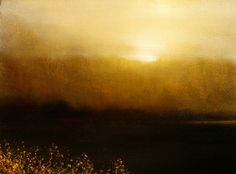 """Saatchi Art Artist Maurice Sapiro; Painting, """"Green Mist"""" #art"""
