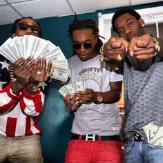 Contraband - Migos [Intro] That bando music Trap shit Narcotics This for my niggas in the trap selling. [Hook: Quavo] C. Latest Music, New Music, Rap Concert, Famous Dex, Famous Faces, Young And Rich, Hannah Montana, Famous Singers, Movies