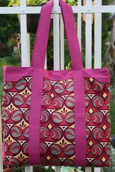 Sew Sweetness: Tutorial: Naughty Secretary Bag