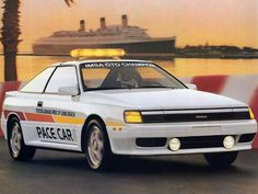 Toyota Celica All-Trac Turbo Liftback Pace Car (ST165) '1988