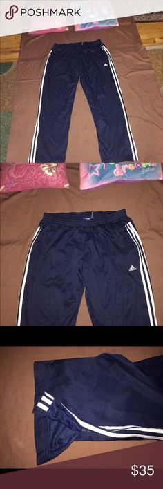 ADIDAS MEN'S PANTS.  SiZE XL Good Condition. Same Day Shipping Adidas Pants Sweatpants & Joggers
