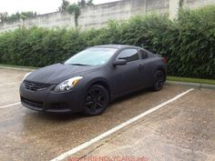 awesome nissan altima 2014 coupe black car images hd Nissan altima matte black image Cool Car Wallpapers For Your black