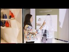 Rebecca Minkoff Connected Store Demo - YouTube