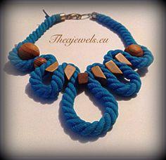 Crochet Necklace, Bracelets, Jewelry, Self, Jewlery, Jewerly, Schmuck, Jewels, Jewelery