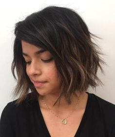 44 Ideas Balayage for Short Hair