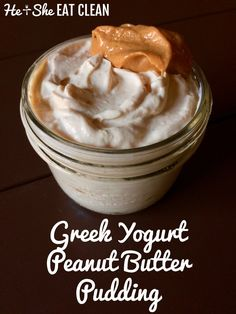 Lower Excess Fat Rooster Recipes That Basically Prime Four Ingredient Greek Yogurt Peanut Butter Pudding Greek Yogurt Dessert, Greek Yogurt And Peanut Butter, Low Carb Greek Yogurt, Greek Yogurt Recipes, Peanut Butter Desserts, Healthy Peanut Butter, Low Sugar Recipes, Low Calorie Recipes, Snack Recipes