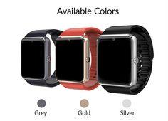 Smart Watch GT08 Uhr Sync Notifier Mit Sim-karte Bluetooth-konnektivität iphone Android Telefon Smartwatch Sieht Aus Wie Apple Uhr //Price: $US $38.89 & FREE Shipping //     #smartuhren