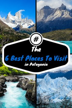 With this list I show you the best places to visit in Patagonia and give you more information how to plan a trip to this gem in South America!