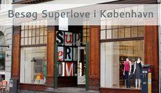 Superlove - Kopenhagen #superlovelove Gothersgade #copenhagen