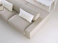 Double Sided Couch . Polsterm Bel Neues Designer Sofa Kombiniert Zwei Sitzh Hen