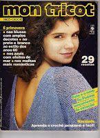 Revista Mon Tricot: Mon Tricot 88 - Setembro 1986
