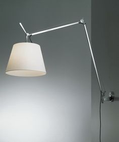 Perfect In Various Options The Artemide Tolomeo Mega Wall Light Is A Versatile Light  For Any Room.