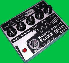 Death by Audio - Supersonic Fuzz Gun