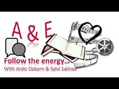 A&E with Ardis & Sylvi Episode 1 Everything Is Energy, Chakras, Learning, Youtube, Chakra, Youtube Movies, Teaching, Studying