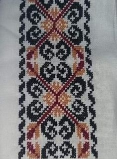 Cross Stitch Borders, Cross Stitch Designs, Cross Stitching, Lassi, Beaded Jewelry Patterns, Preschool Crafts, Smocking, Bohemian Rug, Embroidery