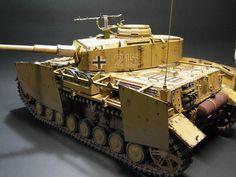 German Tank Models.