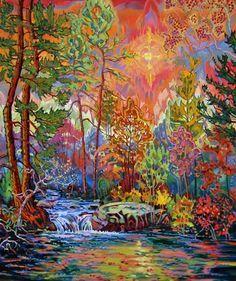Art of Dale McEntire, Saluda, NC | Art of Dale McEntire | Pinterest