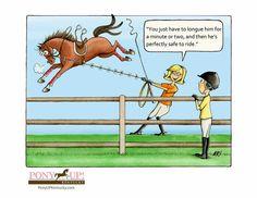 #horsehumour www.horsedeals.co.uk