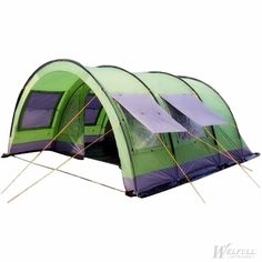 6 Person Family Camping Tent and wholesaling served by Well Outdoors are different in pricing, quality and quantity standards