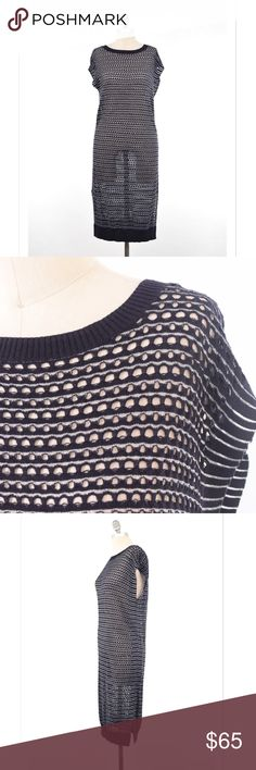 Spotted while shopping on Poshmark: NWT All Saints open knit lightweight sweater dress! #poshmark #fashion #shopping #style #All Saints #Dresses & Skirts