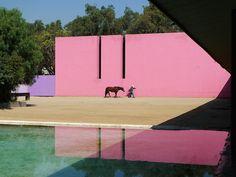 Cuadra San Cristobal equestrian estate in Mexico City i