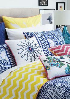CYNTHIA Cynthia Rowley Lattice Reversible Bedding Collection