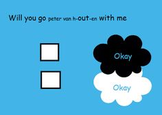 """This faultless pun: 