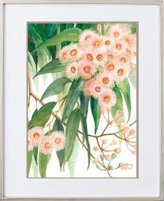 Bird Prints, Flower Prints, Dandelion Wall Art, Australian Gifts, Australian Native Flowers, My Art Studio, Leaf Art, Native Art, Love Painting
