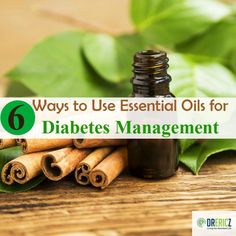 Although there isn't a defined cure, diabetes can be managed with diet and lifestyle and, often, medication. One way to boost your diabetes management is with essential oils, used in various ways to improve insulin sensitivity, manage body composition, and improve overall digestive wellness.
