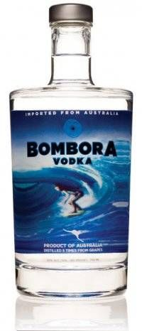 Distilled 5 times. A well kept secret, born from Australia's uncommon character and unique surfing culture. Bombora vodka bottles up premium grapes and pure water in a way that only Australia could. A refreshing clean taste, great for mixing.  Looking for Liquor Distributors in USA