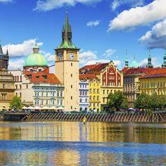 Prag ist was ich mag: 3 bis 8 Tage im Hotel Golf mit Frühstück ab 59 € (statt 79 €) - Urlaubsheld   Dein Urlaubsportal