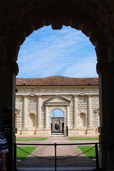 Palazzo te, Mantova, province of Mantua Lombardy region Italy