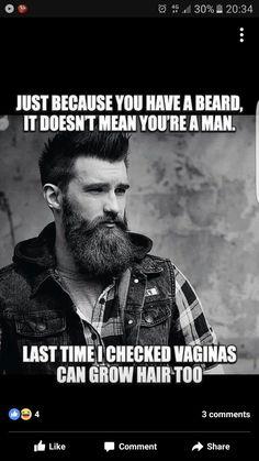Adult ale beard