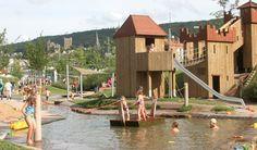 Wasserspielplatz im PaM (c) Stadt Bingen am Rhein, © Stadt Bingen am Rhein
