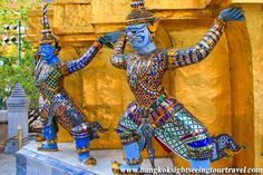 Code: BKKF003 Tour Start & End: Bangkok Destination: Damnoen Saduak Floating Market & Bangkok Duration: Full Day Tour (06.30 am. -17.00 pm.) Tour Departure: Every Day Tour Overview: Damnoen…