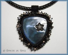 Hey, I found this really awesome Etsy listing at https://www.etsy.com/listing/103905970/bead-embroidered-necklace-in-blue-and