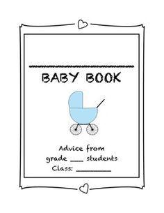 My teacher is having a baby - class advice book