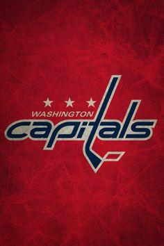 Washington Capitals iPhone Wallpaper