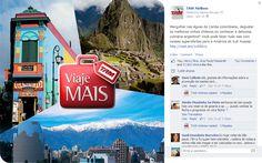 Viaje Mais - ofertas para a América do Sul.