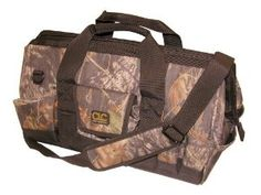 """Buy CLC Sportsman Mossy Oak 1163M 31 Pocket - 18-inch Bigmouth Bag, """"RANGER"""" Large selection at low prices - http://salesoutletstore.com/buy-clc-sportsman-mossy-oak-1163m-31-pocket-18-inch-bigmouth-bag-ranger-large-selection-at-low-prices"""