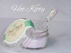 Acrylic nail powder Hot Kitty 15g by Nail-Blush by NailBlush on Etsy