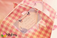 Cinderella Gift Tags by Stylingthemoment on Etsy, $6.50